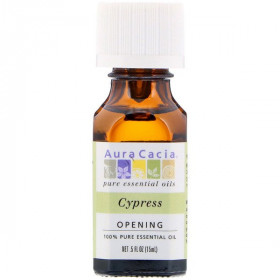 100% Pure Essential Oil, Cypress, .5 fl oz (15 ml)